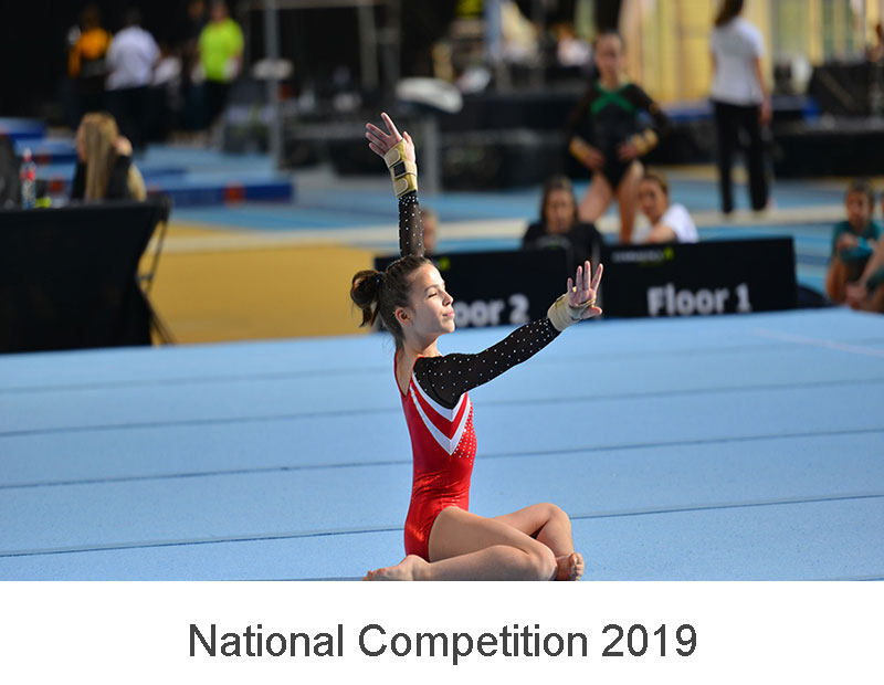 National Competiotion 2019