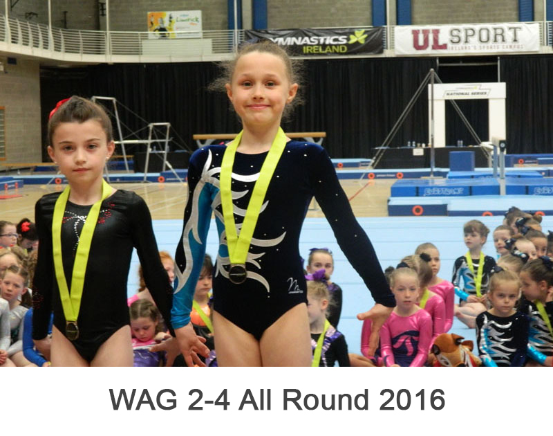 WAG 2-4 All Round 2016