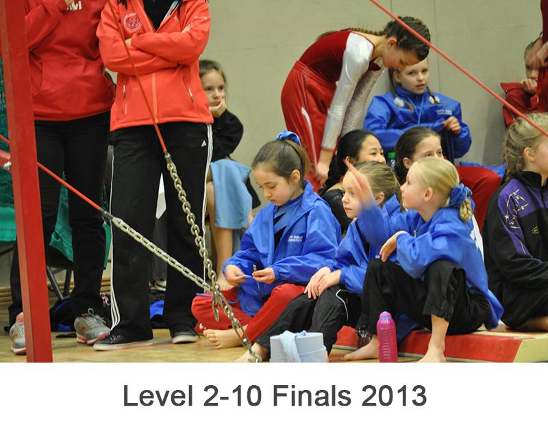 Level 2-10 Finals 2013