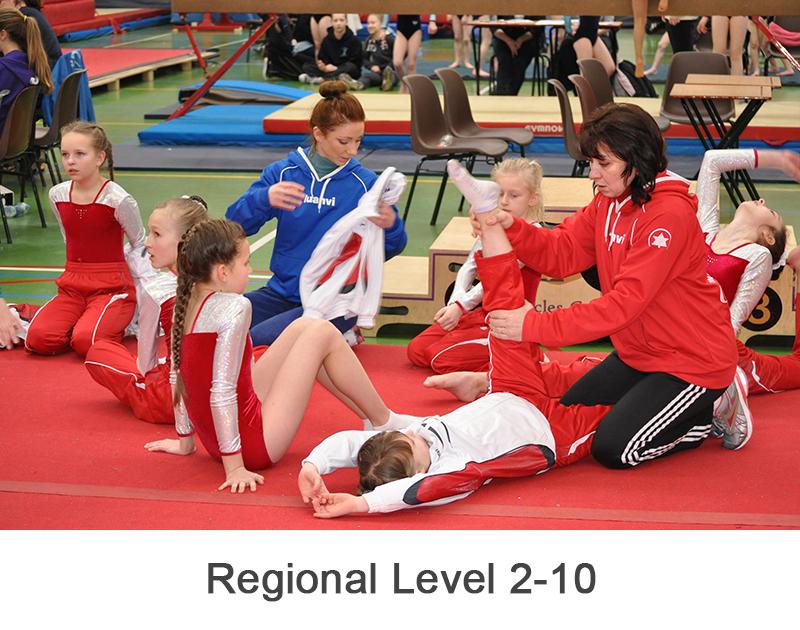 Regional Level 2-10
