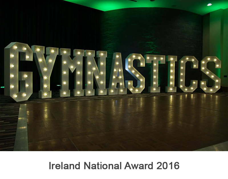 Ireland National Award 2016