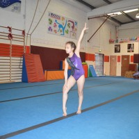 Pre WAG Competition Training 2016
