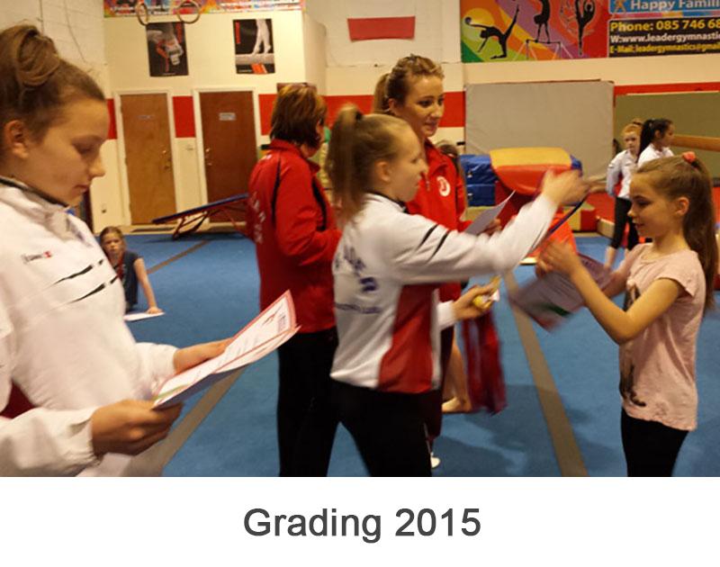 Grading 2015