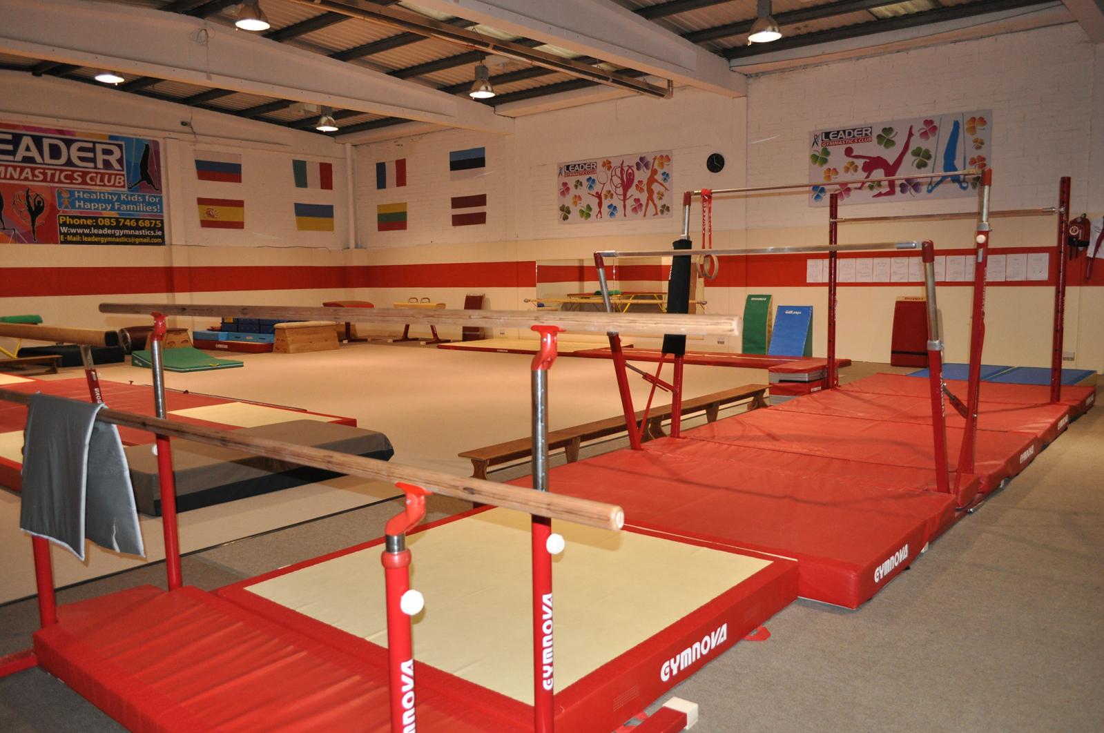 Gym for Club gimnasio