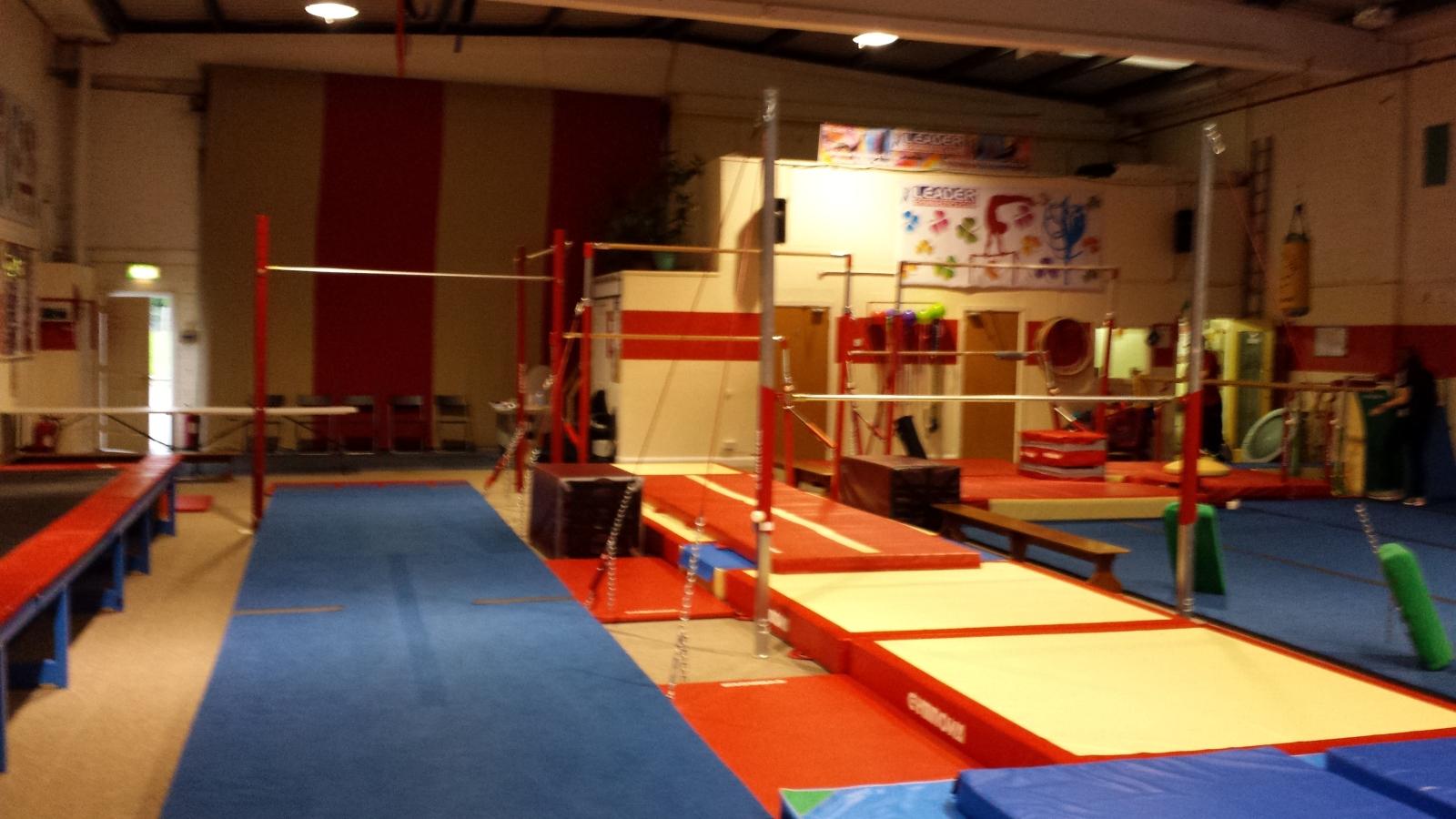 Gym for Gimnasio 19